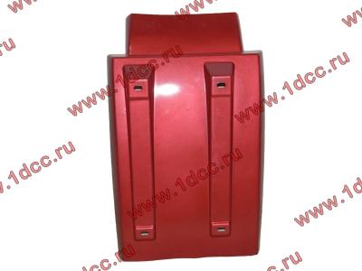 Брызговик передней оси правый H3 красный HOWO (ХОВО) WG1642230104 фото 1 Стерлитамак