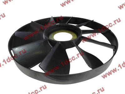 Вентилятор радиатора на гидромуфту d-640 H HOWO (ХОВО) VG2600060446 фото 1 Стерлитамак