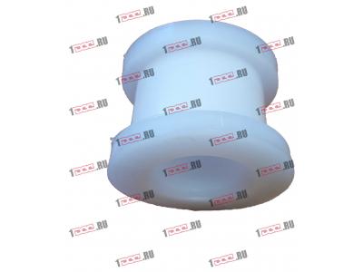 Втулка фторопластовая (передняя, кабина AZ1642430263) H2/H3 HOWO (ХОВО) AZ1642430261 фото 1 Стерлитамак