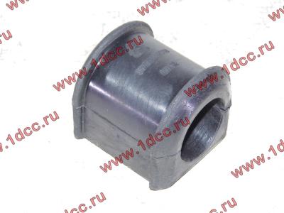 Втулка резиновая для переднего стабилизатора (к балке моста) H2/H3 HOWO (ХОВО) 199100680068 фото 1 Стерлитамак