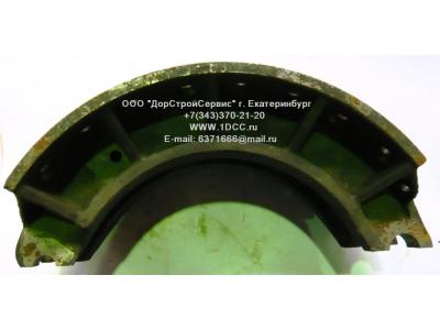 Колодка тормозная задняя (металл, без накладок) H HOWO (ХОВО) WG199000340061 фото 1 Стерлитамак