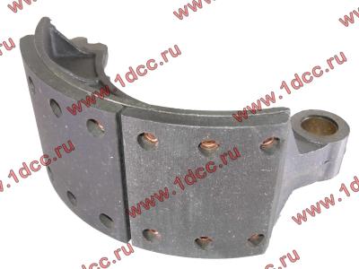 Колодка тормозная передняя с накладками (металл) H HOWO (ХОВО) WG199000440031 фото 1 Стерлитамак