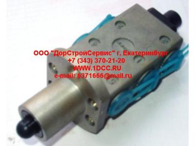 Клапан управления КПП (3+2 отв. под трубки) H2/H3,C,DF HOWO (ХОВО) F99660 фото 1 Стерлитамак