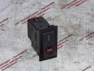 Клавиша блокировки МКД H HOWO (ХОВО)  фото 1 Стерлитамак