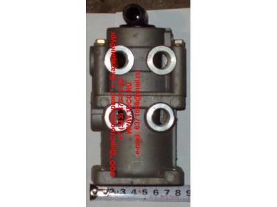 Кран главный тормозной H2 HOWO (ХОВО) WG9719360005 фото 1 Стерлитамак
