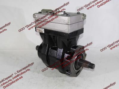 Компрессор пневмотормозов 2-х цилиндровый H2 HOWO (ХОВО) VG1560130080 фото 1 Стерлитамак