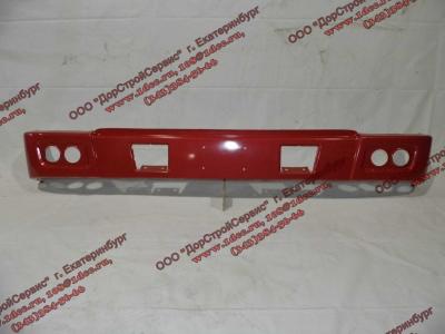 Бампер H красный самосвал металлический HOWO (ХОВО) WG1641240001 фото 1 Стерлитамак