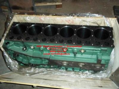 Блок цилиндров двигатель WD615.68 (336 л.с.) H2 HOWO (ХОВО) 61500010383 фото 1 Стерлитамак