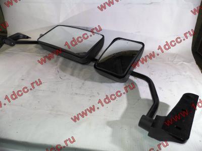 Зеркало заднего вида правое в сборе (на металл. стойке) H2/H3 HOWO (ХОВО) WG1842888010/2 R фото 1 Стерлитамак