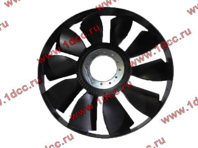 Вентилятор радиатора на гидромуфту d-590 H HOWO (ХОВО) VG1500060047 фото 1 Стерлитамак