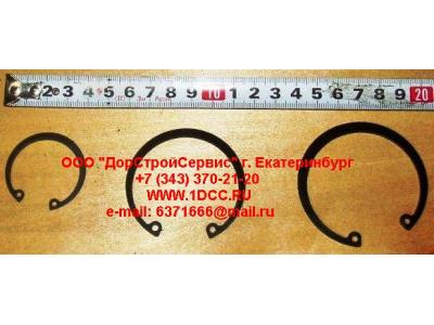 Кольцо стопорное d- 38 H Разное  фото 1 Стерлитамак
