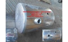 Бак топливный 380литров круглый H2/H3 фото Стерлитамак