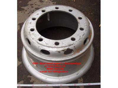 Диск колесный R20х8,5 10 отв. H2/H3/SH HOWO (ХОВО) WG9112610062 фото 1 Стерлитамак