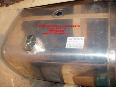 Бак топливный 350литров H2/H3 HOWO (ХОВО)  фото 1 Стерлитамак