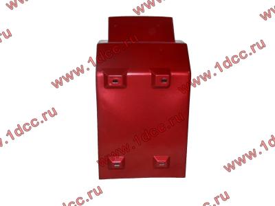 Брызговик передней оси правый H2 красный HOWO (ХОВО) WG1642230004 фото 1 Стерлитамак