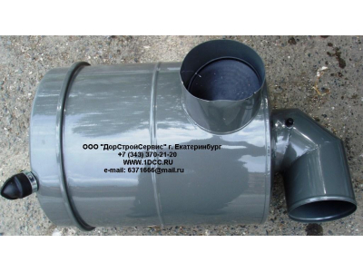 Корпус воздушного фильтра H2 HOWO (ХОВО) WG9719190001 фото 1 Стерлитамак