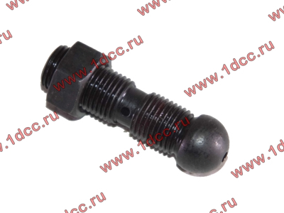 Болт регулировочный клапана с гайкой H2/H3 HOWO (ХОВО) VG14050010 фото 1 Стерлитамак