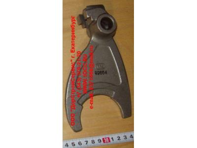 Вилка переключения пониженной передачи-заднего хода H2/H3 КПП (Коробки переключения передач) F99664 фото 1 Стерлитамак