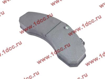 Колодка тормозная H A7 дисковые тормоза HOWO A7 WG9100443050 фото 1 Стерлитамак