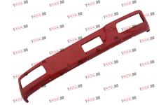 Бампер F красный металлический (до 2007г) для самосвалов фото Стерлитамак