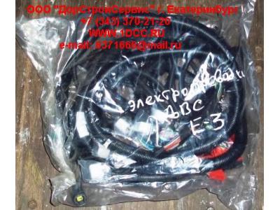 Жгут электропроводки двигателя H3 HOWO (ХОВО)  фото 1 Стерлитамак