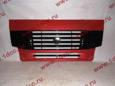 Капот H красный HOWO (ХОВО) WG1642110013 фото 1 Стерлитамак