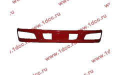 Бампер F красный пластиковый для самосвалов фото Стерлитамак