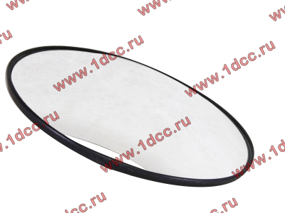 Зеркало сферическое (круглое) H2/H3 HOWO (ХОВО) WG1642770004 фото 1 Стерлитамак