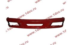 Бампер FN2 красный самосвал для самосвалов фото Стерлитамак