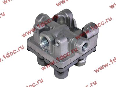 Клапан предохранительный 4-х контурный H2/H3 HOWO (ХОВО) WG9000360366 фото 1 Стерлитамак