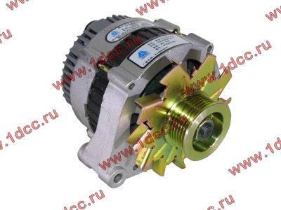 Генератор 28V/55A WD615 (JFZ255-024) H3 HOWO (ХОВО) VG1560090012 фото 1 Стерлитамак