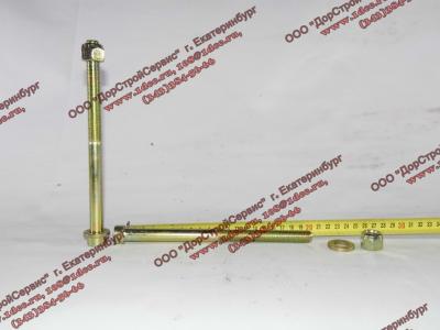Болт центральный рессоры передней H2/H3 HOWO (ХОВО) 99100520710 фото 1 Стерлитамак