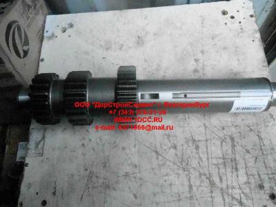 Вал промежуточный КПП Fuller 12JS160T КПП (Коробки переключения передач) 12JS160T-1701048 фото 1 Стерлитамак