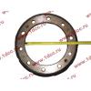 Барабан тормозной передний H2/H3 HOWO (ХОВО) AZ9112440001 фото 2 Стерлитамак