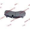 Колодка тормозная H A7 дисковые тормоза HOWO A7 WG9100443050 фото 2 Стерлитамак
