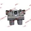 Клапан предохранительный 4-х контурный H2/H3 HOWO (ХОВО) WG9000360366 фото 2 Стерлитамак