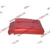 Брызговик передней оси правый H3 красный HOWO (ХОВО) WG1642230104 фото 3 Стерлитамак