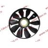 Вентилятор радиатора на гидромуфту d-640 H HOWO (ХОВО) VG2600060446 фото 3 Стерлитамак