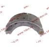 Колодка тормозная передняя с накладками (металл) H HOWO (ХОВО) WG199000440031 фото 3 Стерлитамак