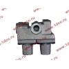 Клапан предохранительный 4-х контурный H2/H3 HOWO (ХОВО) WG9000360366 фото 3 Стерлитамак
