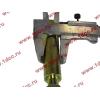 Болт крепления переднего стабилизатора с гайкой H2/H3 HOWO (ХОВО) 199100680069 фото 3 Стерлитамак