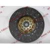 Диск сцепления ведомый 420 мм H2/H3 HOWO (ХОВО) WG1560161130 фото 4 Стерлитамак