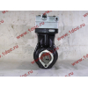 Компрессор пневмотормозов 2-х цилиндровый WABCO H3 HOWO (ХОВО) VG1099130010 фото 5 Стерлитамак